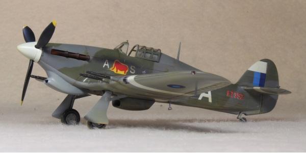 ホーカー ハリケーン Mk.IIc/Tro...